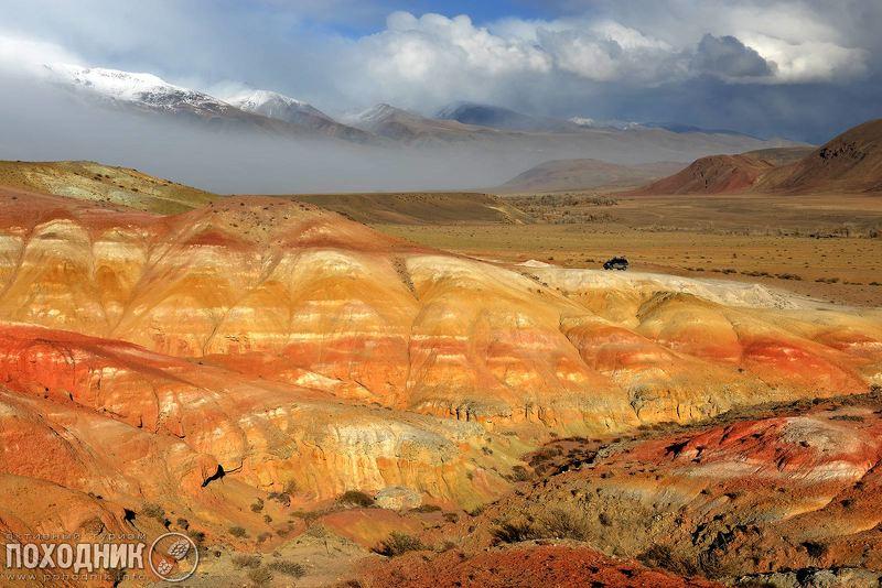 алтай, пейзаж, фото-тур Урочище Кызыл-Чин, Горный Алтайphoto preview
