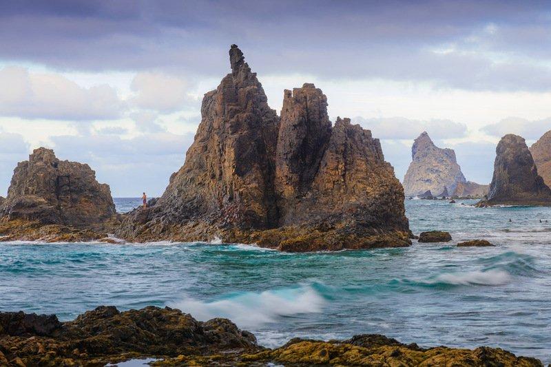 Тенерифе, Канарские острова Суровый Бенихоphoto preview