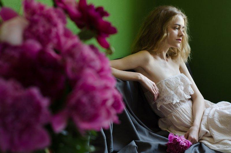 nude, portrait, eugenereno Paeoniaphoto preview