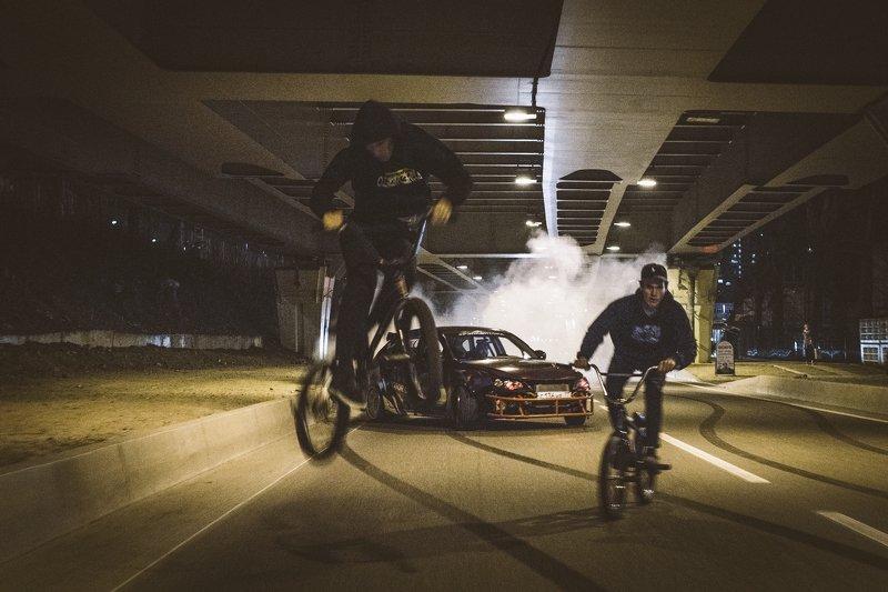 drift, sport, bmx, street, racing driftphoto preview