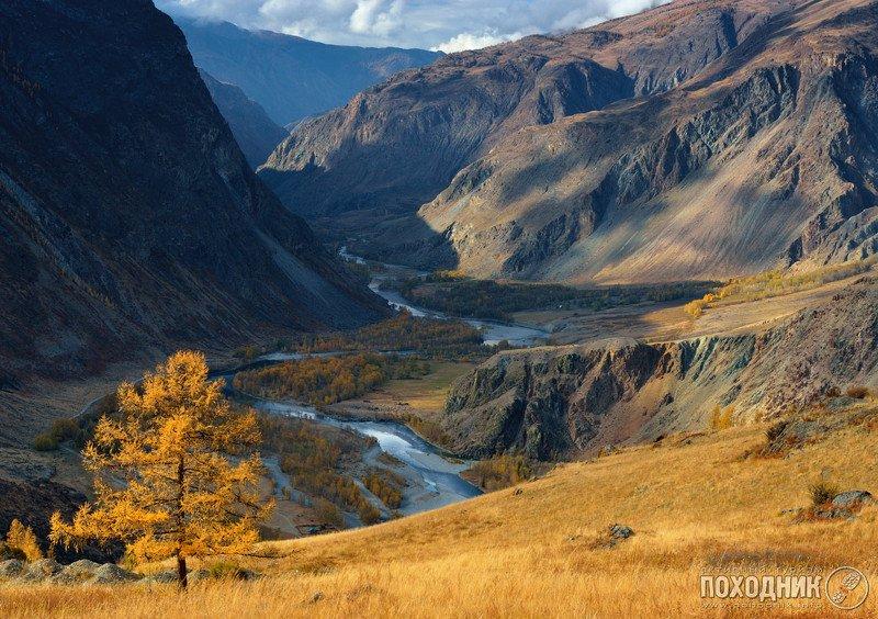 Долина реки Чулышман. Горный Алтайphoto preview