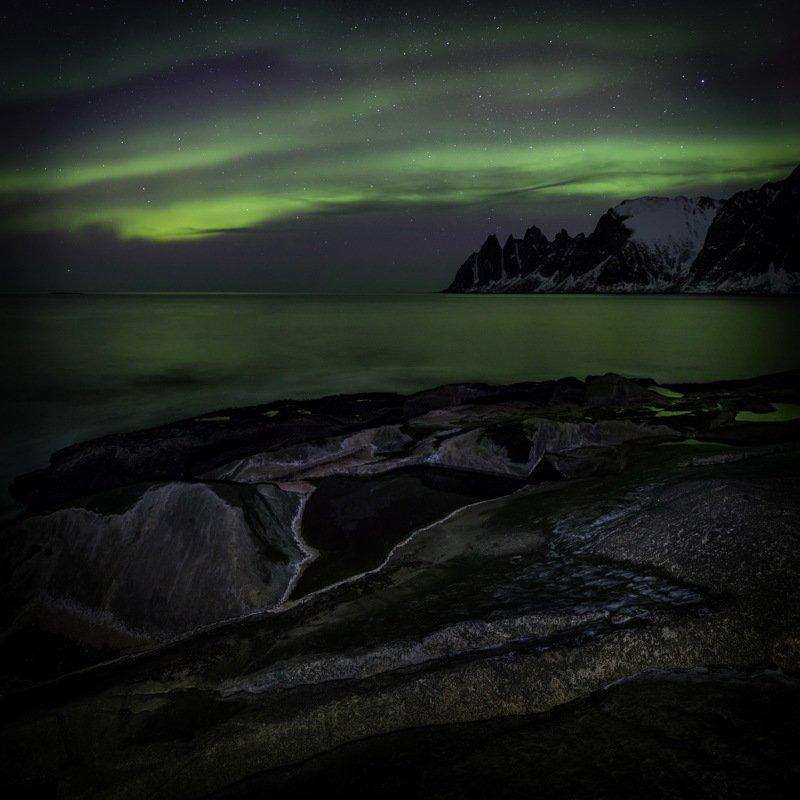 naight, aurora, travel, landscape, norway Magic naightphoto preview