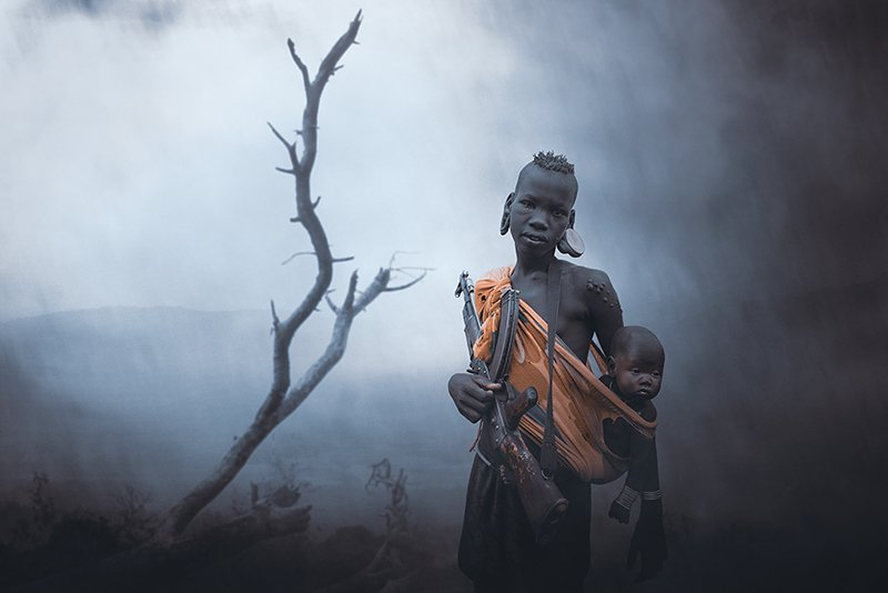 ethiopia, tribe, hamer, boy, arbore, girl, mursi, The Life of the Motherphoto preview