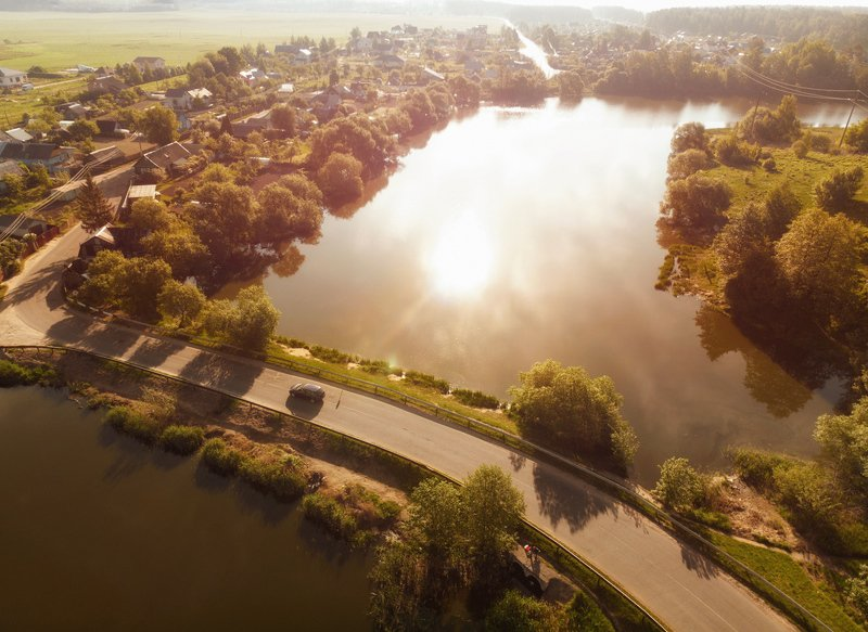 природа, пейзаж, река **photo preview