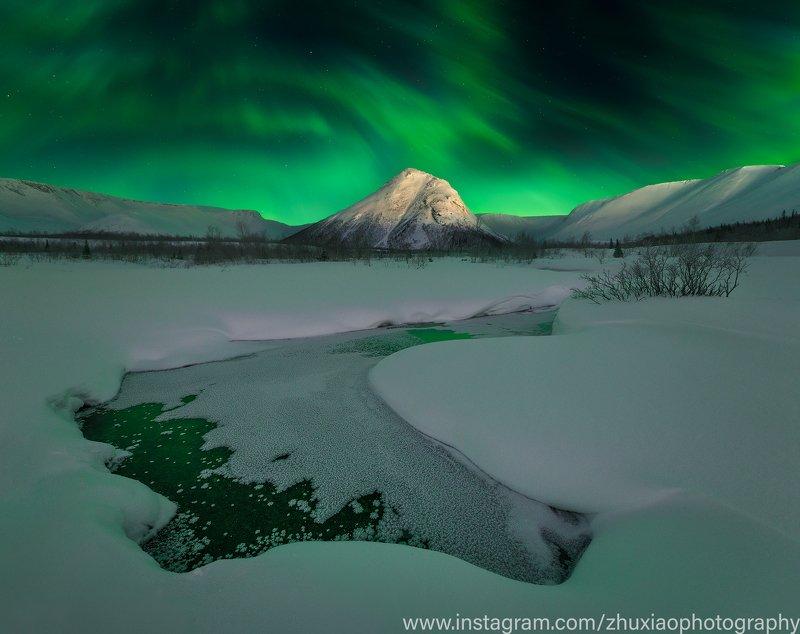 Ночь Кольского полуостроваphoto preview