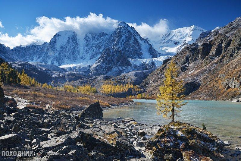 алтай, осень, пейзаж, фото-тур Верхнешавлинское озеро, Горный Алтайphoto preview