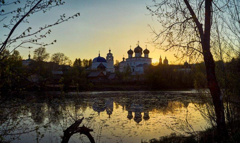 вятка, киров, трифонов монастырь Вяткаphoto preview