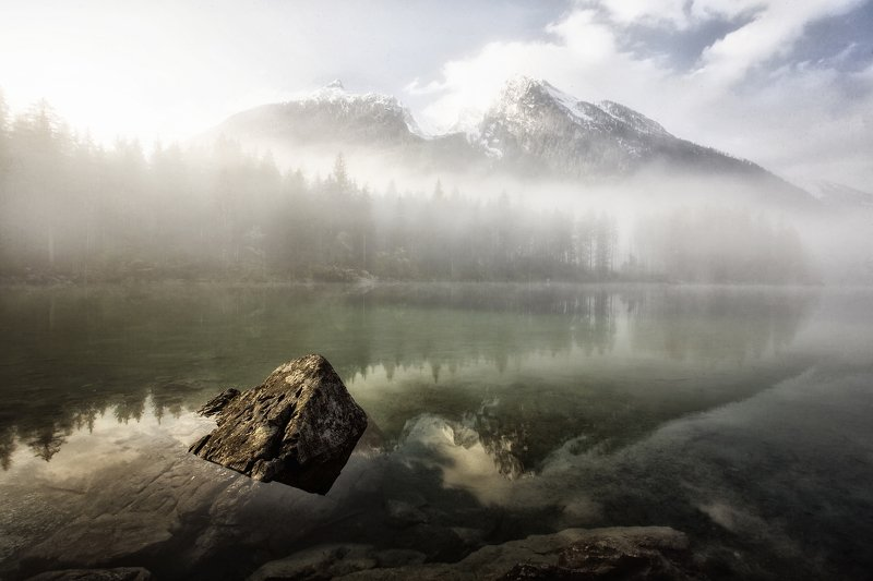 озеро Hinterseephoto preview