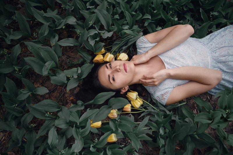 Диана и ландышиphoto preview