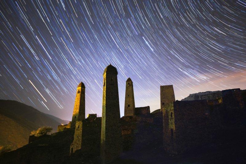 ингушетия, горы, башни Стражи горphoto preview