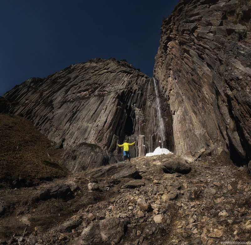 абай-су чегем горы кавказ эльбурс Симфонияphoto preview