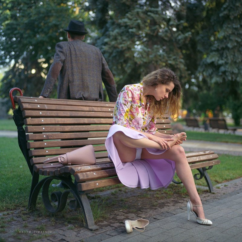 in the park, art, film *****photo preview