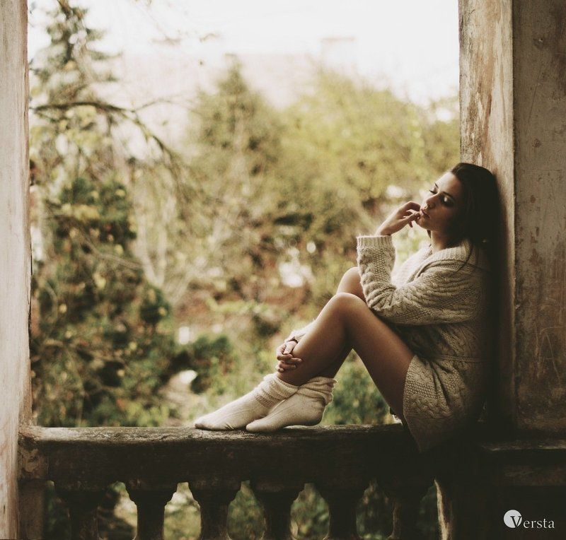 осень, дівчина, жінка, натхнення, солнце, скорость, одиночество, мисли Осіінній деньphoto preview
