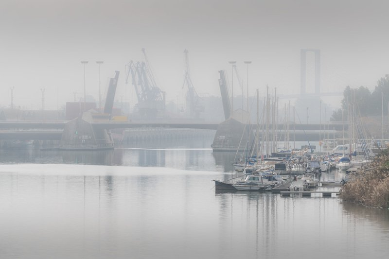 Туманное утро в Севильеphoto preview