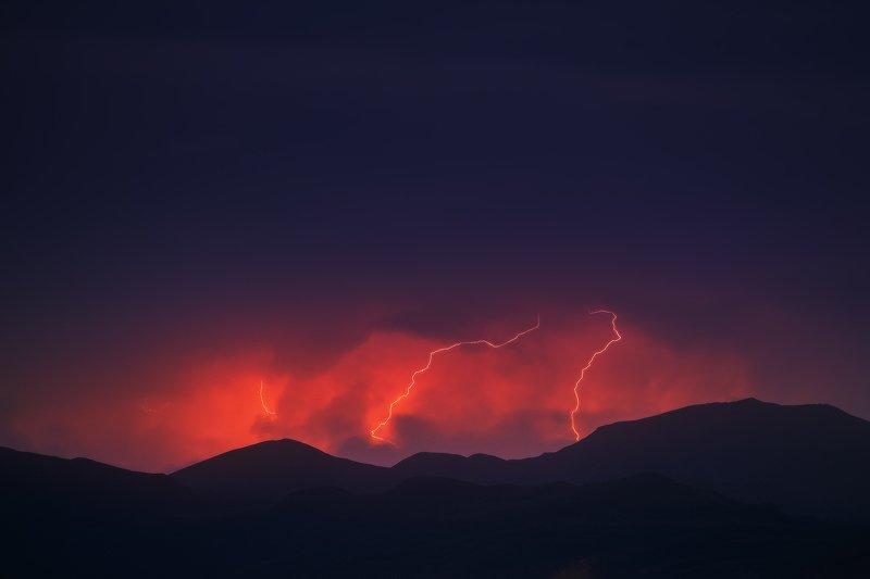 Шторм над Гунибомphoto preview