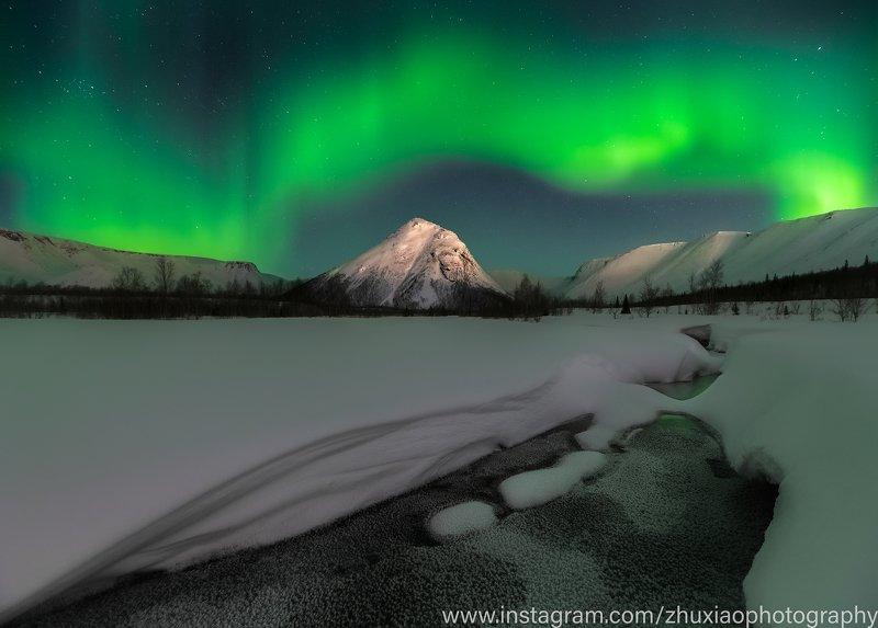 Северная ночьphoto preview
