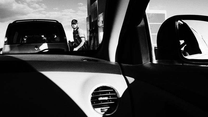 Автозаправка / Petrol Stationphoto preview