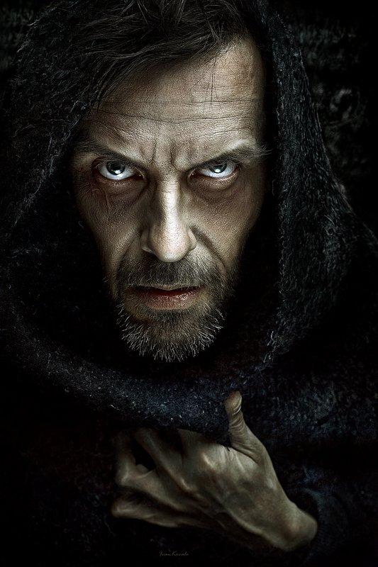 портрет, лицо, странник, паломник, пилигрим, век, взгляд, мужчина, студия, прошлое Пилигримphoto preview
