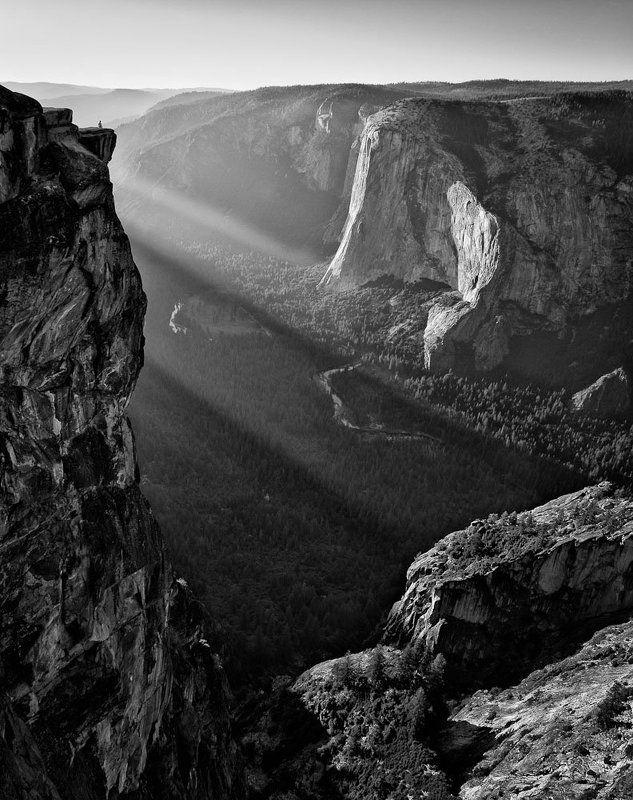 taftpoint, california, yosemite Taft pointphoto preview