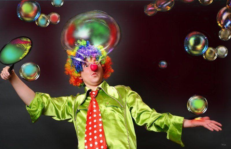 шоу Шоу мыльных пузырейphoto preview