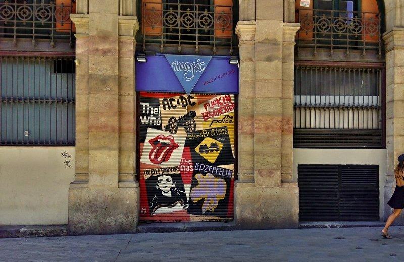 Rock in Barcelonaphoto preview