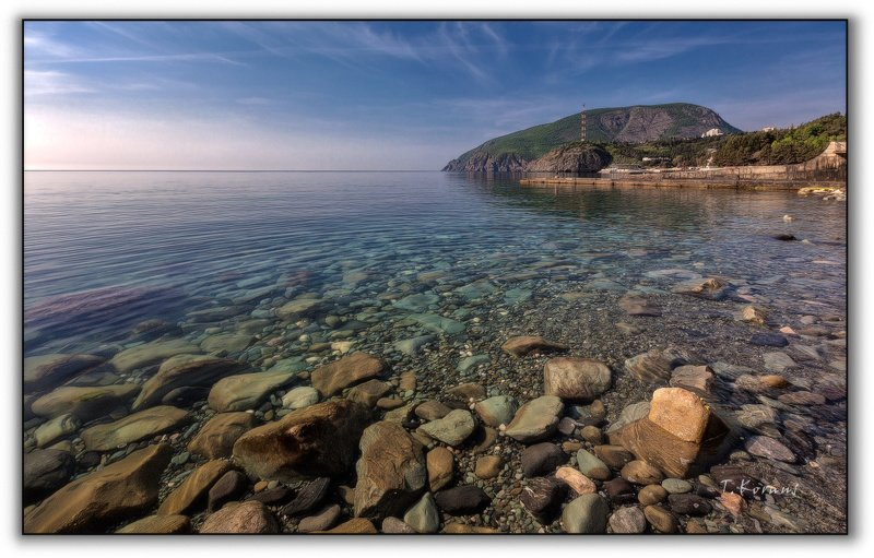 крым,море,горы,камни Партенитphoto preview