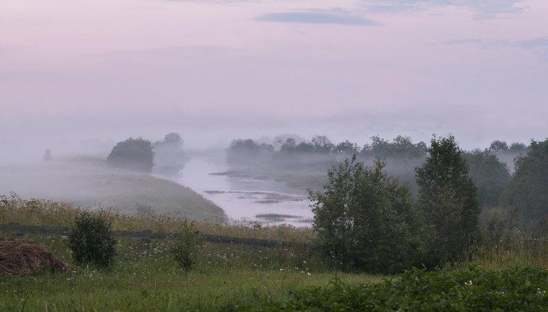 Вечерний туманphoto preview
