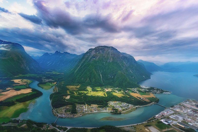 В центральной Норвегииphoto preview