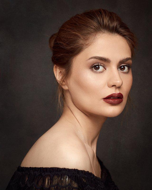 portrait, face, light, studio, look, eyes, mhshabani, Saraphoto preview