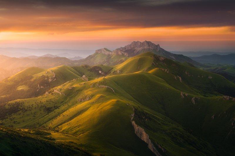 Пушистые холмыphoto preview