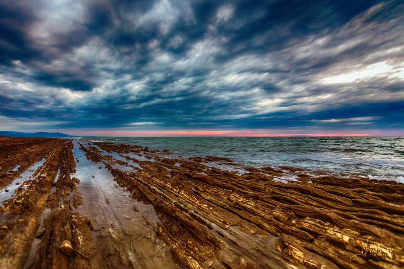 Shurabad seaside, Azerbaijanphoto preview