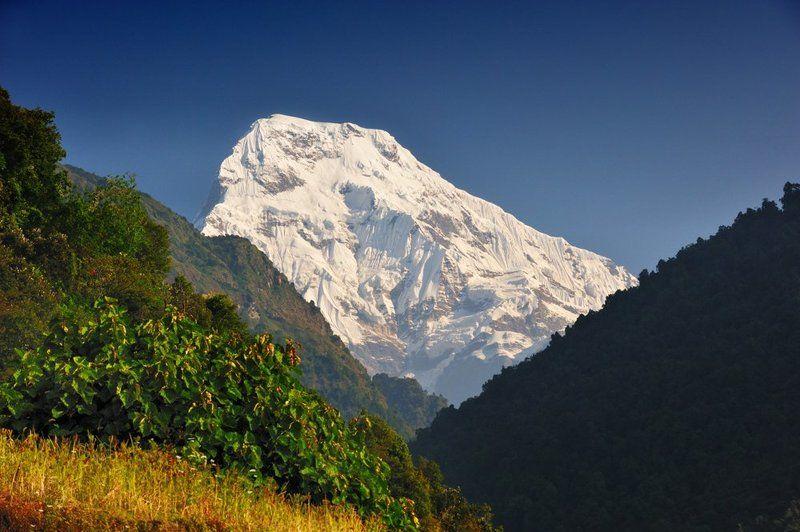 anapurna, hymalaya, nepal, south, mountain, high, mountaineering Annapurna Southphoto preview