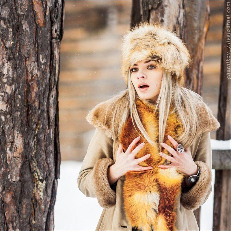 модель, зима, 2012 Удивлениеphoto preview