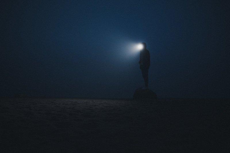 ночь свет ночь В тумане мыслейphoto preview