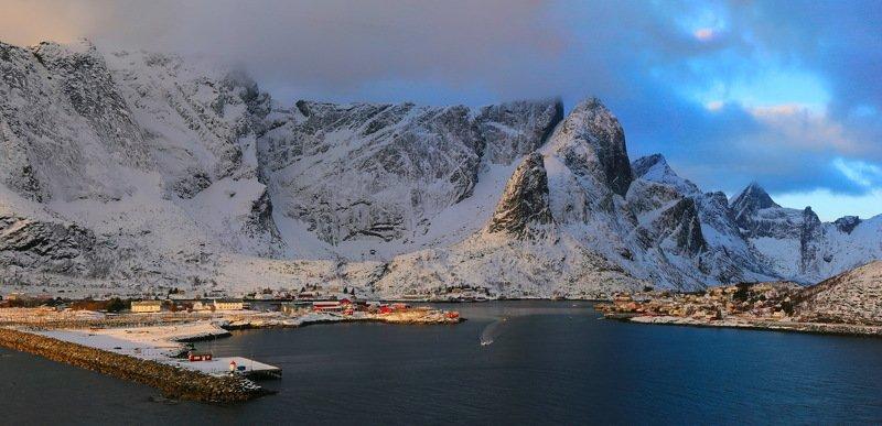 Норвегия, лафотены, путешествие, travel, norway, lofoten Lofoten morningphoto preview