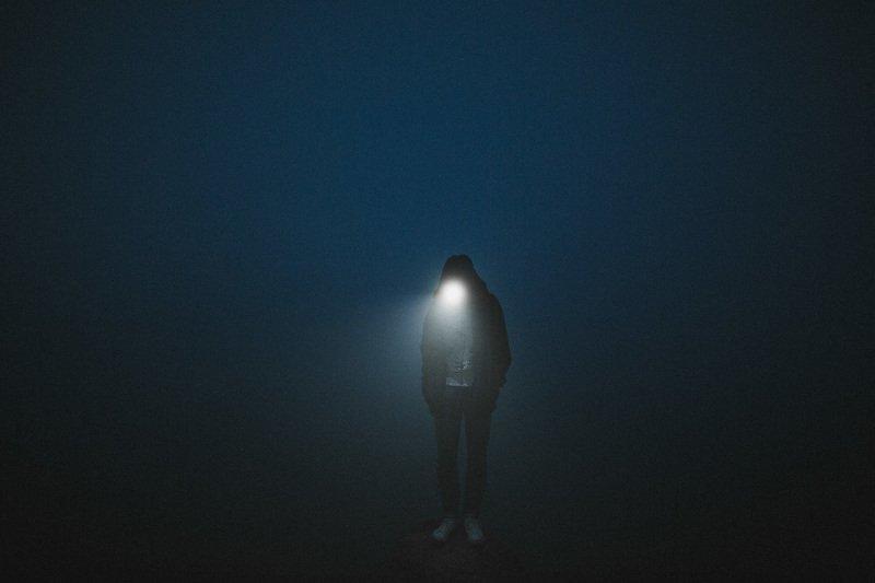 туман ночь свет В Тумане мыслейphoto preview