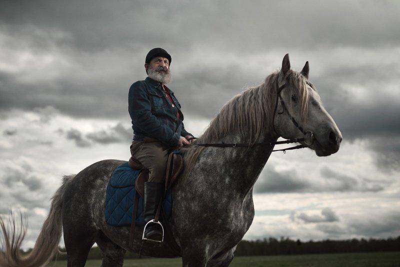 #story #photography #horse #nature #outdoor #portrait #hero #oldman #style #person #godox #action #nodia #sonyphotorussia #luminar #hobby Sergey Smolitskiy hobbyphoto preview