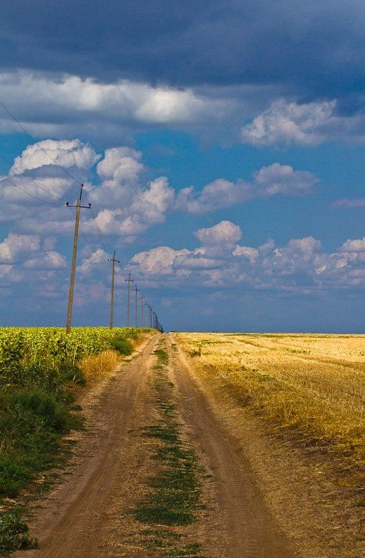 ukraine, лето, крым, дорога, crimea, украина дорога в крым...photo preview