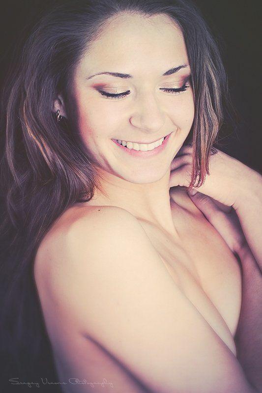 девушка, портрет, эмоции +++photo preview