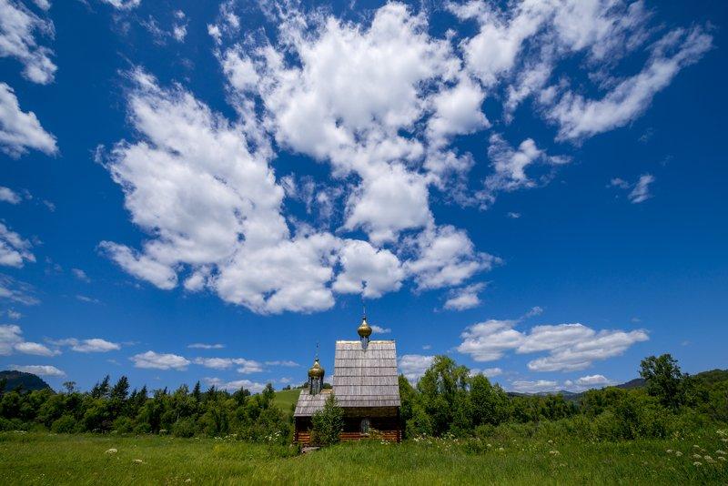 казахстан, алтай, рудный алтай, горы, Рудный Алтай 2photo preview