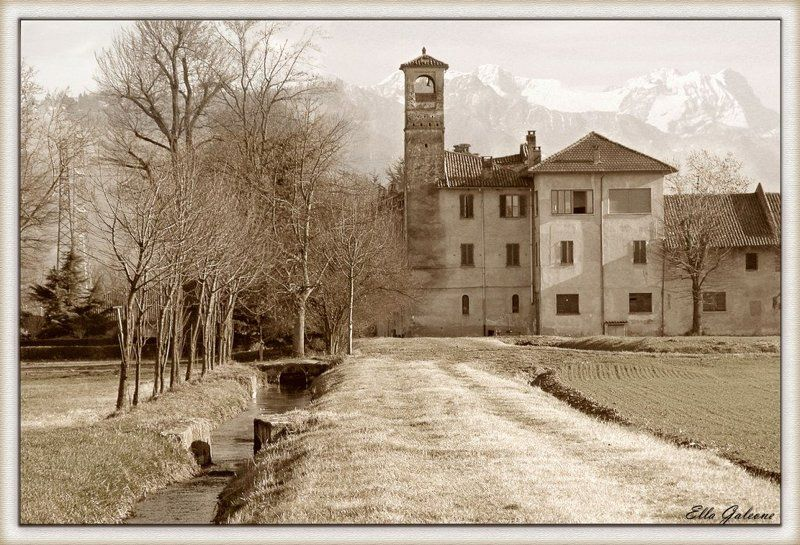Borgo piemontese №1photo preview