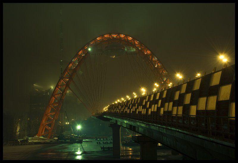 мост, река Мостphoto preview