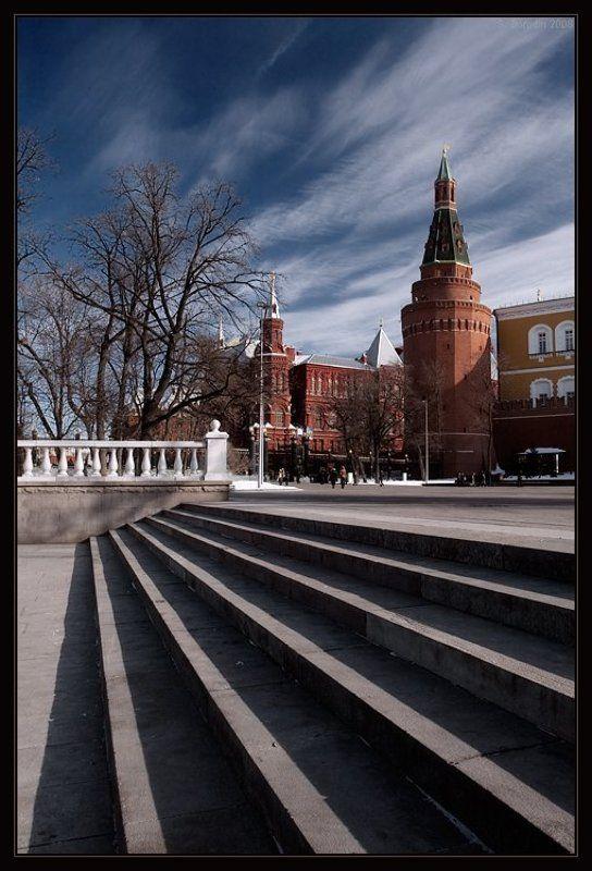 александровский, сад, москва, кремль Александровский садphoto preview