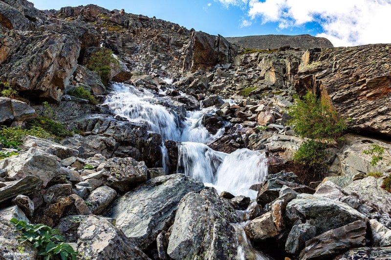 Водопад на Кок-Кольphoto preview