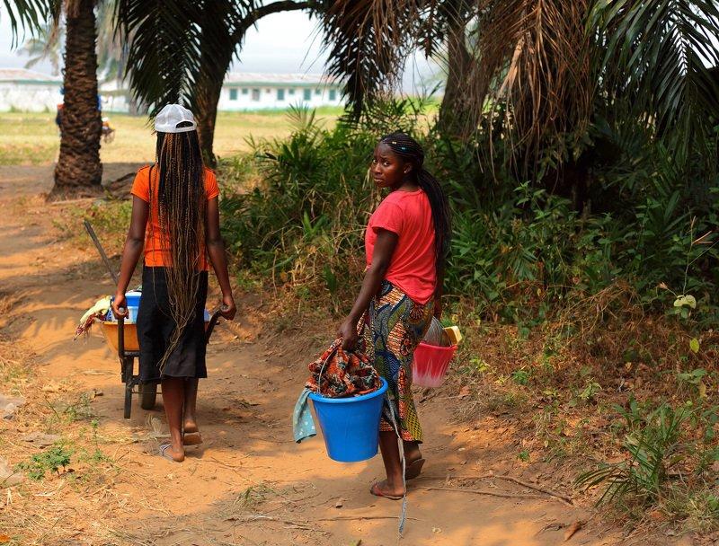 Деревня Moloukou, Congophoto preview