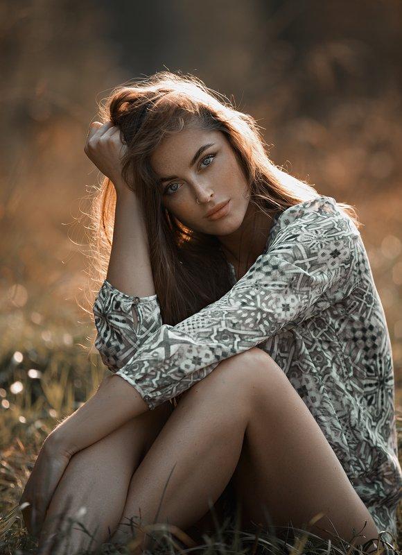 девушка, красавица, портрет, girl, portrait Xeniaphoto preview