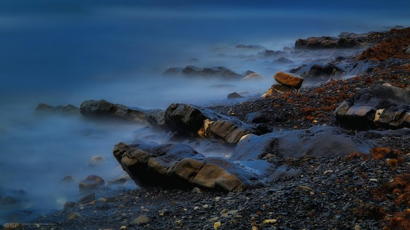 камни море прибой лето пейзаж Еще раз про камни... 2photo preview