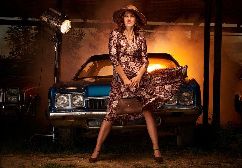 фотопортрет,фото,портрет,photoshoot,art,fineart,fashion,portrait,photographer Ретроphoto preview