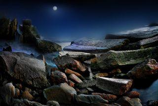 Лунный пляж …для садо-мазо-Йогов