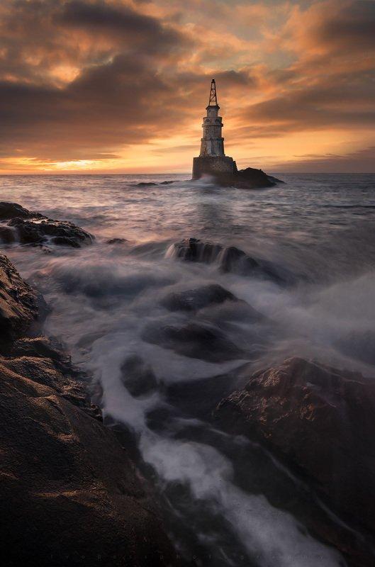 Lighthouse Ahtopol Bulgaria photo preview